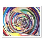 Spinning Colors Abstract Posters