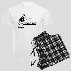 Anti Liberal designs Men's Light Pajamas