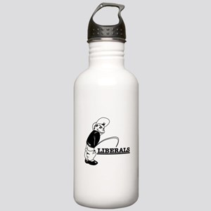 Anti Liberal designs Stainless Water Bottle 1.0L