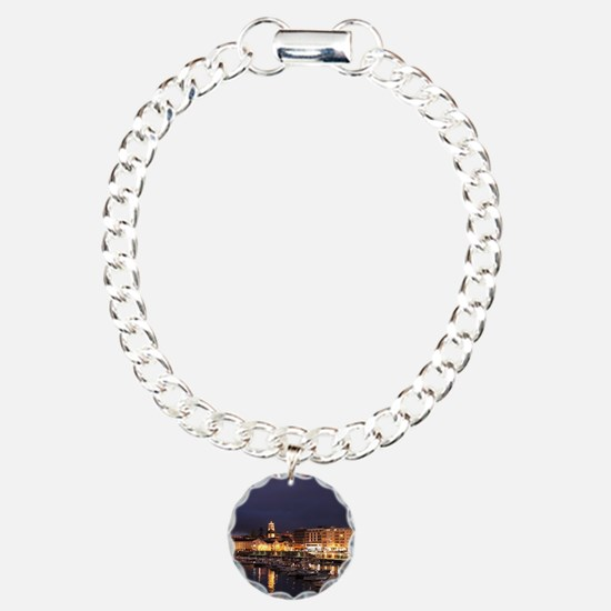 Ponta Delgada At Night Bracelet