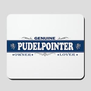 PUDELPOINTER Mousepad