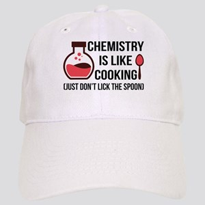 Chemistry is like cooking Cap