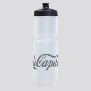 Anti Capitalist Sports Bottle