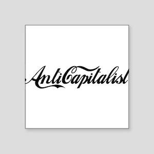 Anti Capitalist Sticker