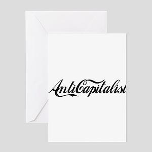 Anti Capitalist Greeting Cards
