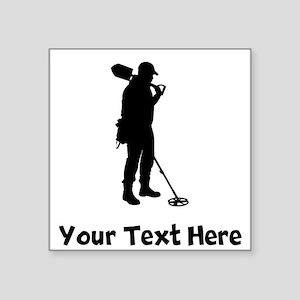 Coinshooter Silhouette Sticker