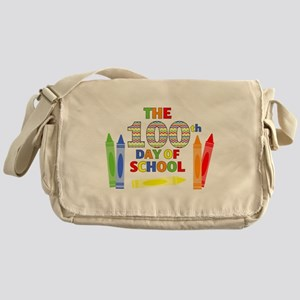 100th day of school Messenger Bag