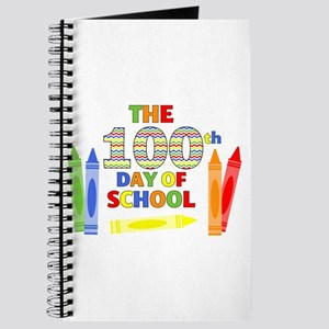 100th day of school Journal