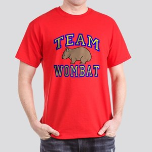 Team Wombat VII Dark T-Shirt