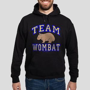 Team Wombat VII Hoodie (dark)