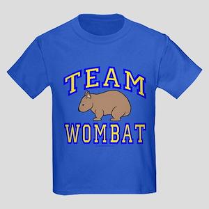 Team Wombat VII Kids Dark T-Shirt