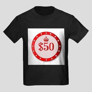 Kids 50 Dollar Chip T Shirt