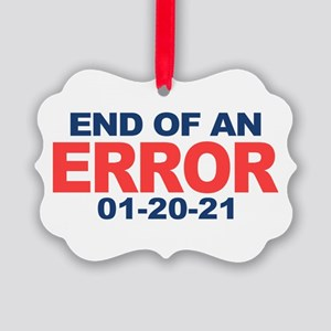End of an Error 2021 Ornament