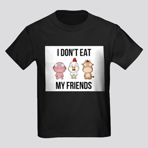 I Don't Eat My Friends - Vegan / Veget T-Shirt