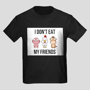 I Don't Eat My Friends - Vegan / Veget T-Shirt