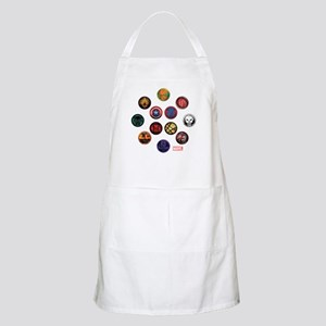 Marvel Grunge Icons Apron