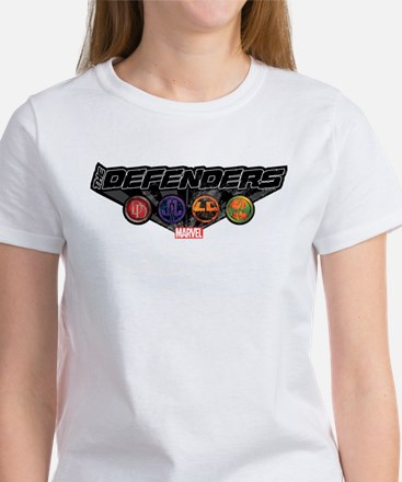 The Defenders Icons Women's T-Shirt