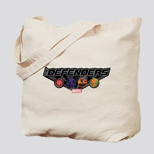 The Defenders Icons Tote Bag