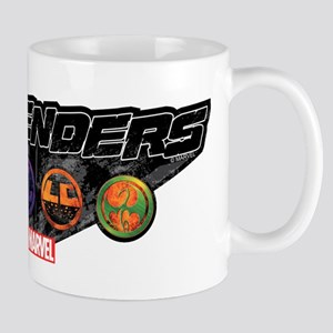 The Defenders Icons Mug