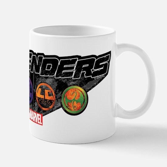 The Defenders Icons Mug
