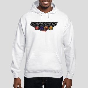 The Defenders Icons Hooded Sweatshirt