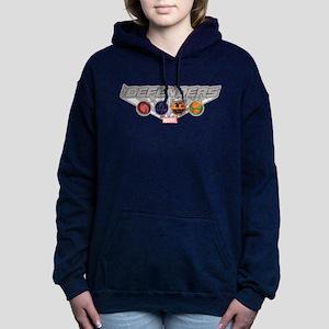 The Defenders Icons Women's Hooded Sweatshirt