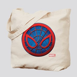 Spider-Man Grunge Icon Tote Bag