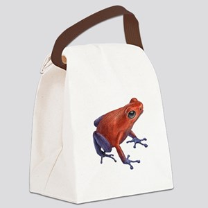 ALERT Canvas Lunch Bag