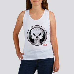 Punisher Grunge Icon Women's Tank Top
