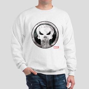 Punisher Grunge Icon Sweatshirt