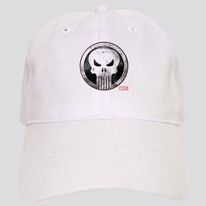 Punisher Grunge Icon Cap