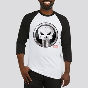 Punisher Grunge Icon Baseball Jersey