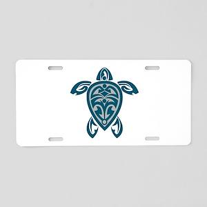 MARINER Aluminum License Plate