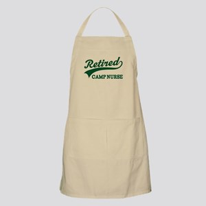 Retired Camp Nurse Apron
