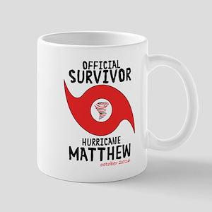 OFFICIAL SURVIVOR HURRICANE MATTHEW Mugs