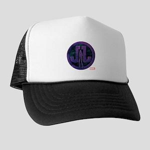 Jessica Jones Grunge Icon Trucker Hat