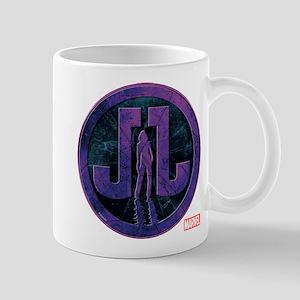 Jessica Jones Grunge Icon Mug