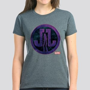 Jessica Jones Grunge Icon Women's Dark T-Shirt