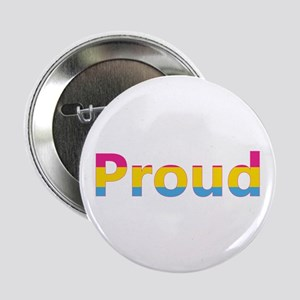 """Proud (Pansexual) 2.25"""" Button"""
