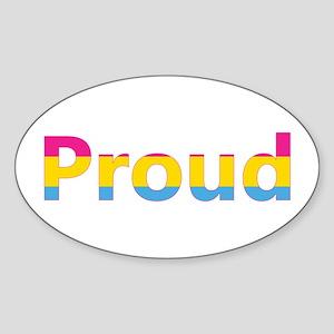 Proud (Pansexual) Sticker
