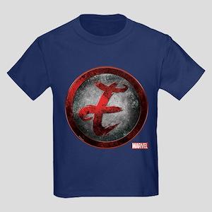 Elektra Grunge Icon Kids Dark T-Shirt