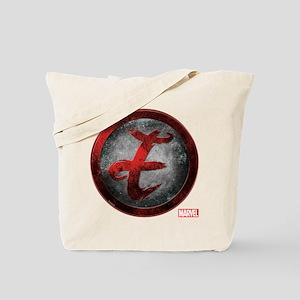 Elektra Grunge Icon Tote Bag