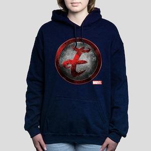 Elektra Grunge Icon Women's Hooded Sweatshirt