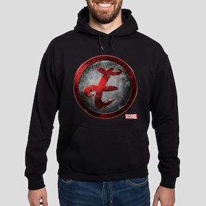 Elektra Grunge Icon Hoodie (dark)