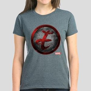 Elektra Grunge Icon Women's Dark T-Shirt