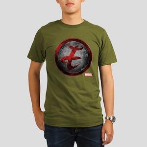 Elektra Grunge Icon Organic Men's T-Shirt (dark)