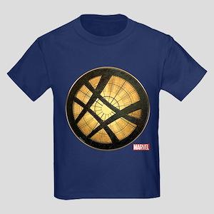 Doctor Strange Grunge Icon Kids Dark T-Shirt