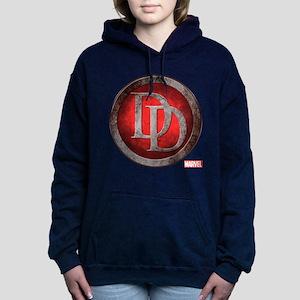 Daredevil Grunge Icon Women's Hooded Sweatshirt