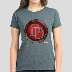 Daredevil Grunge Icon Women's Dark T-Shirt