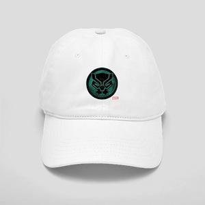 Black Panther Grunge Icon Cap